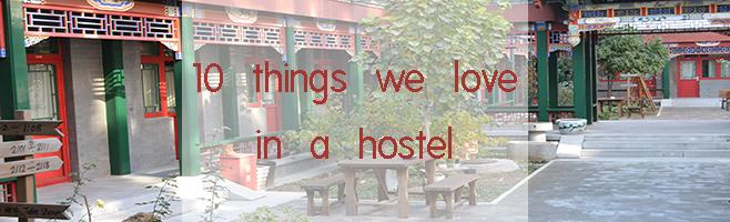 love in a hostel