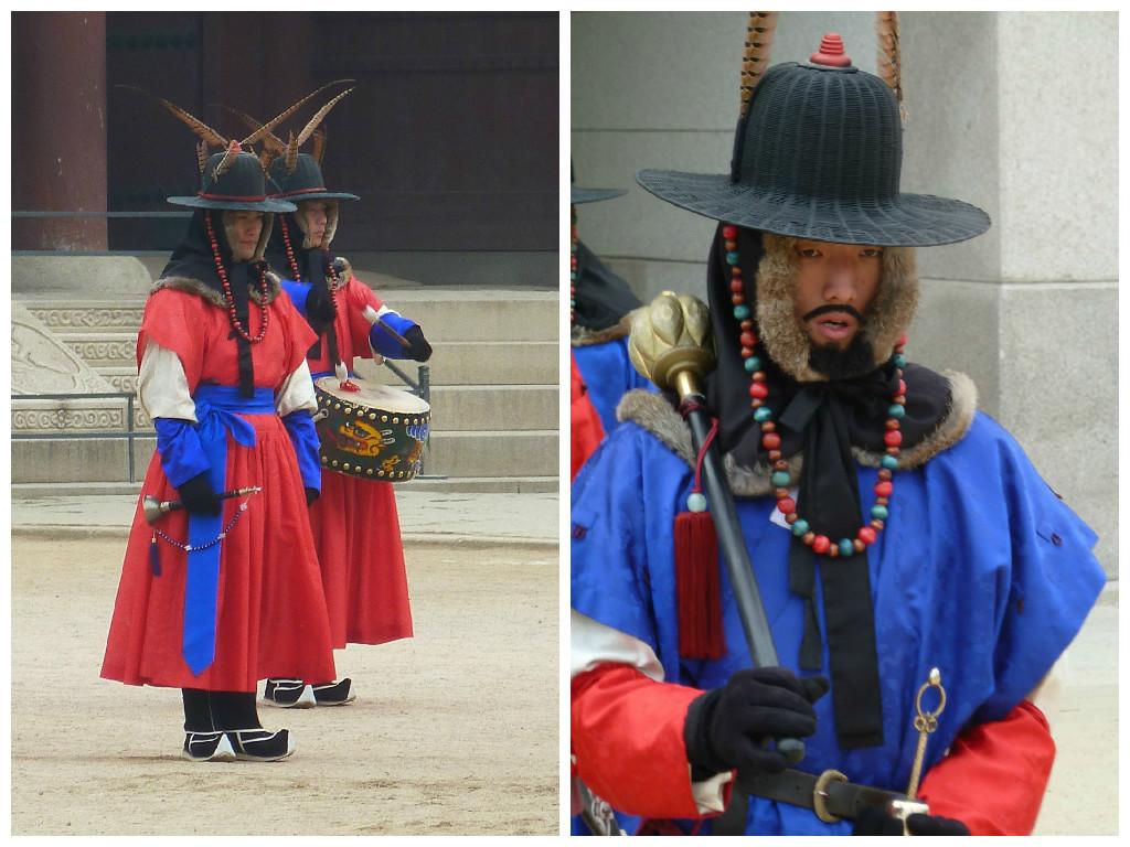 snapshots of seoul