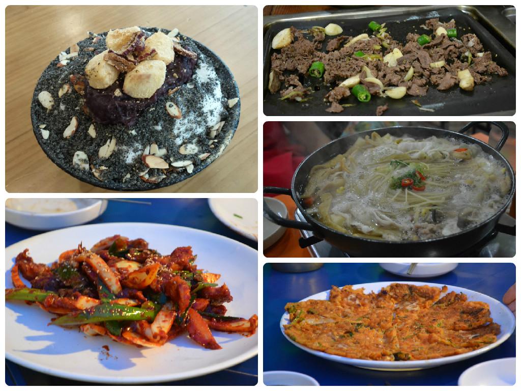 4 days in seoul