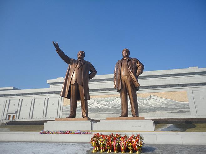 Mansu Hill Grand Monument