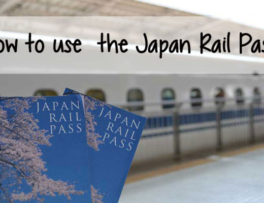 how to use the japan rail pass